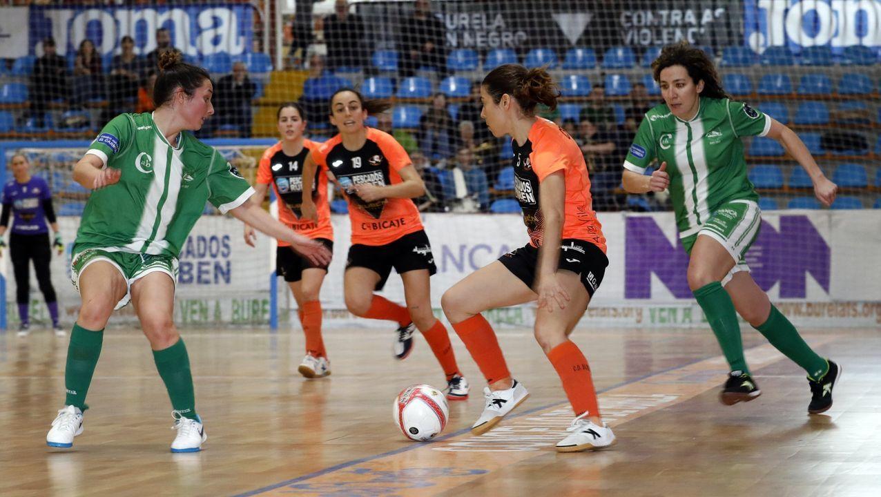 Antes del parón, la jugadora, que fue internacional con España, volvía a ser importante tras recuperarse de una grave lesión de rodilla