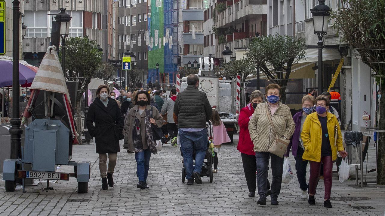 El último pleno presencial en Boiro se celebró en el mes de octubre
