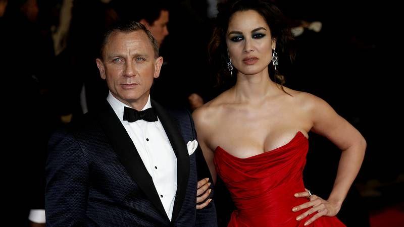 Estreno de la nueva entrega de James Bond en Londres