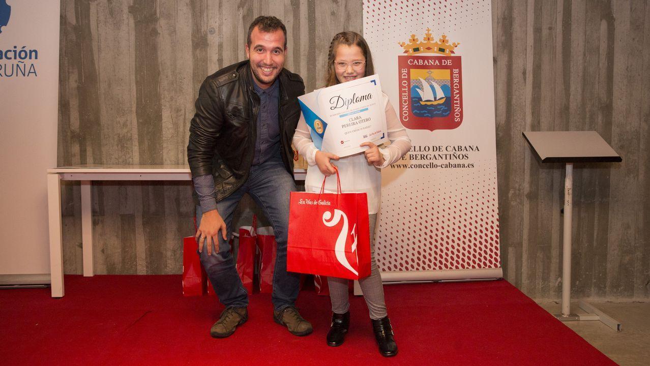 Séptimo premio: Nuria Pereira Otero