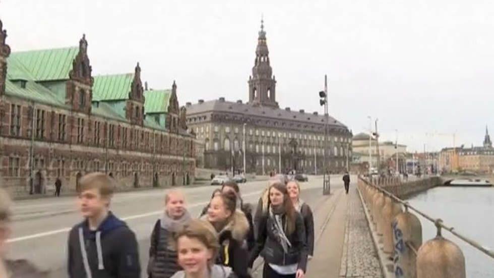 Dinamarca y Suiza son los países más felices del mundo