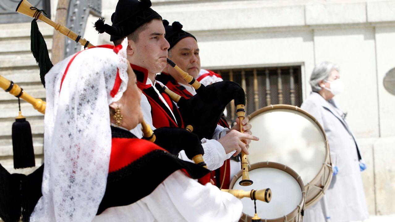 Celebración en Ferrol