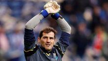 El infarto de Iker Casillas: «Nadie está libre de que eso le pueda pasar»