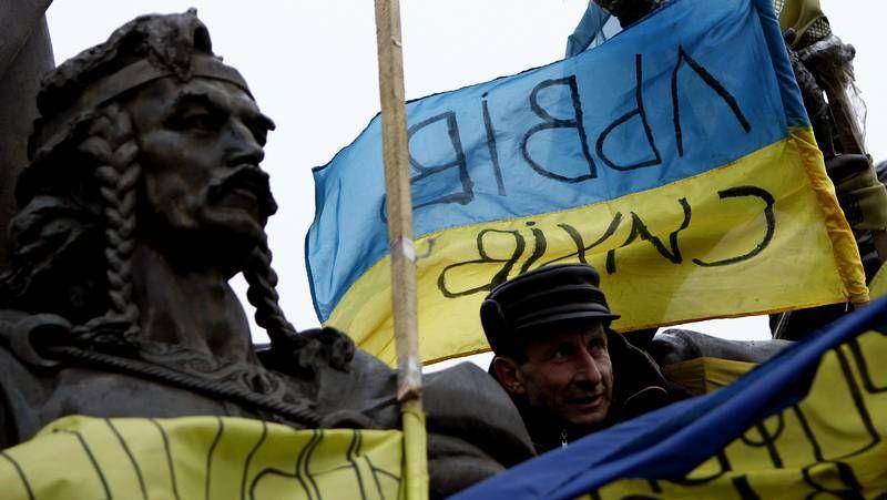 Los disturbios vuelven a Kiev