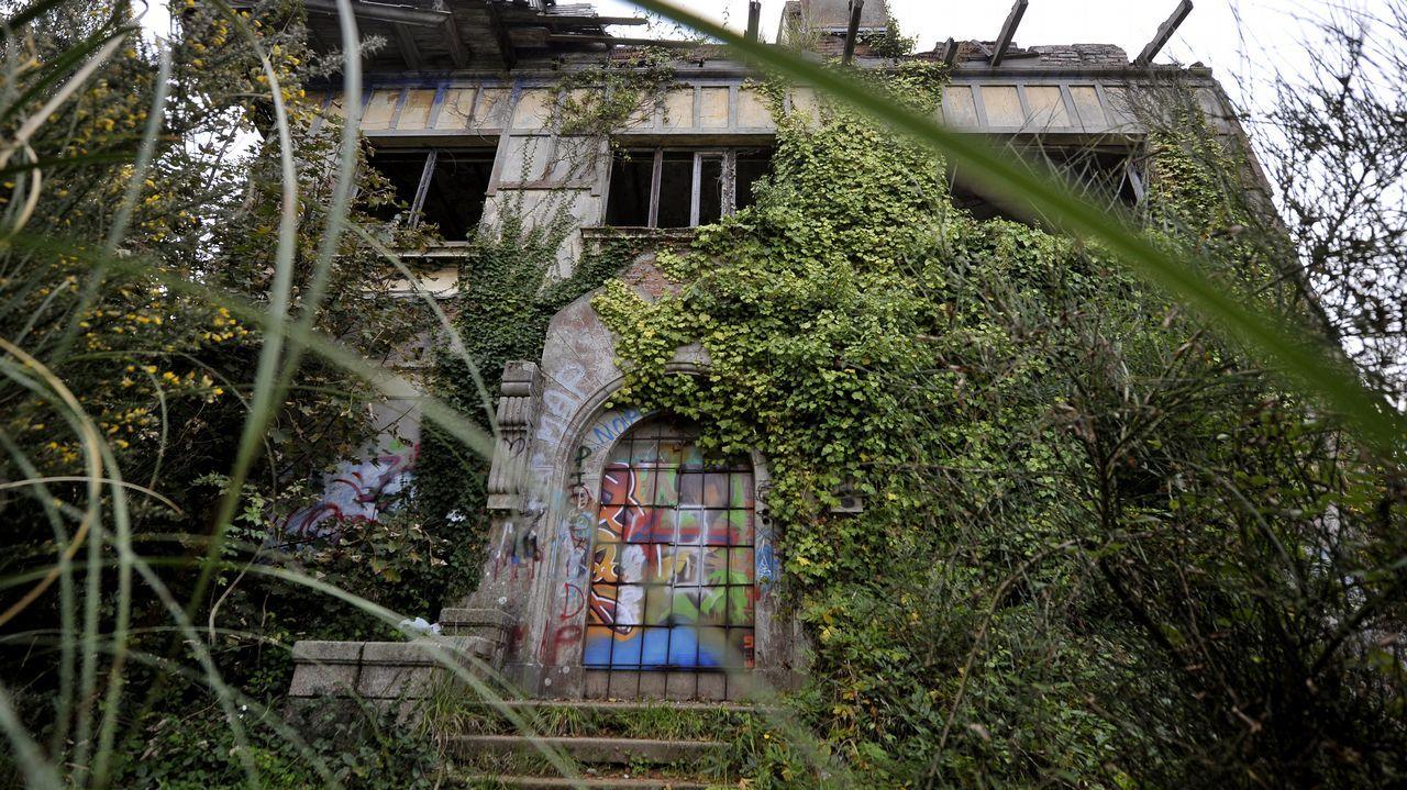 Casa Bailly en O Graxal