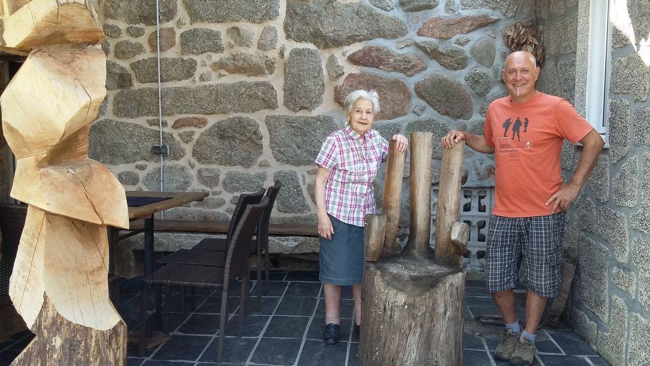 Un domingo plagado de fiestas en Ourense