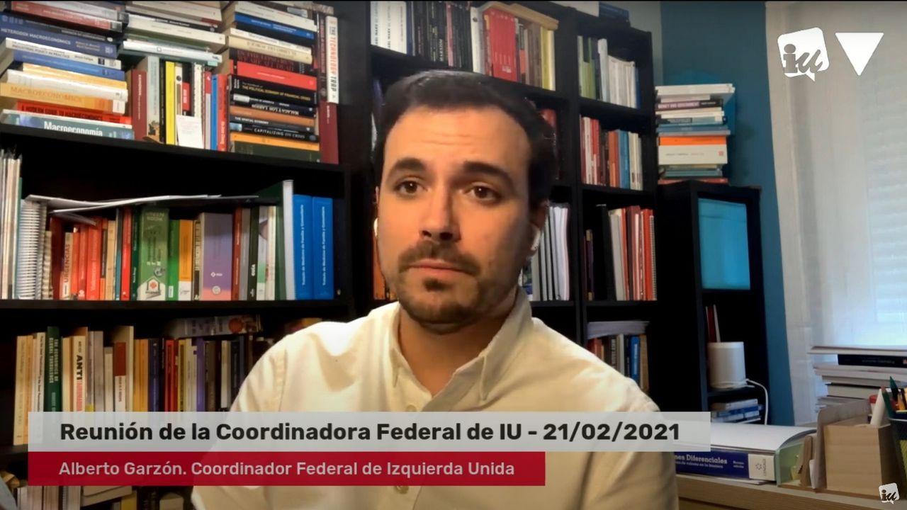 El «proponido» del ministro Alberto Garzón