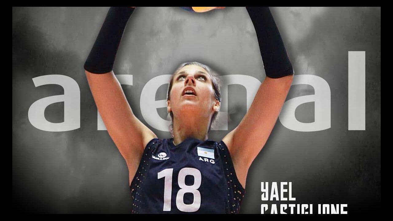 Belleza y trabajo duro en los entrenamientos de Sol Martínez.Yael Castiglione
