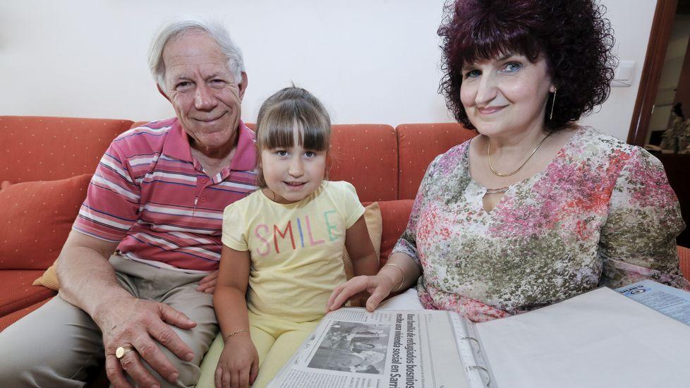 «Deseamos que las familias sirias se adapten como nosotros»
