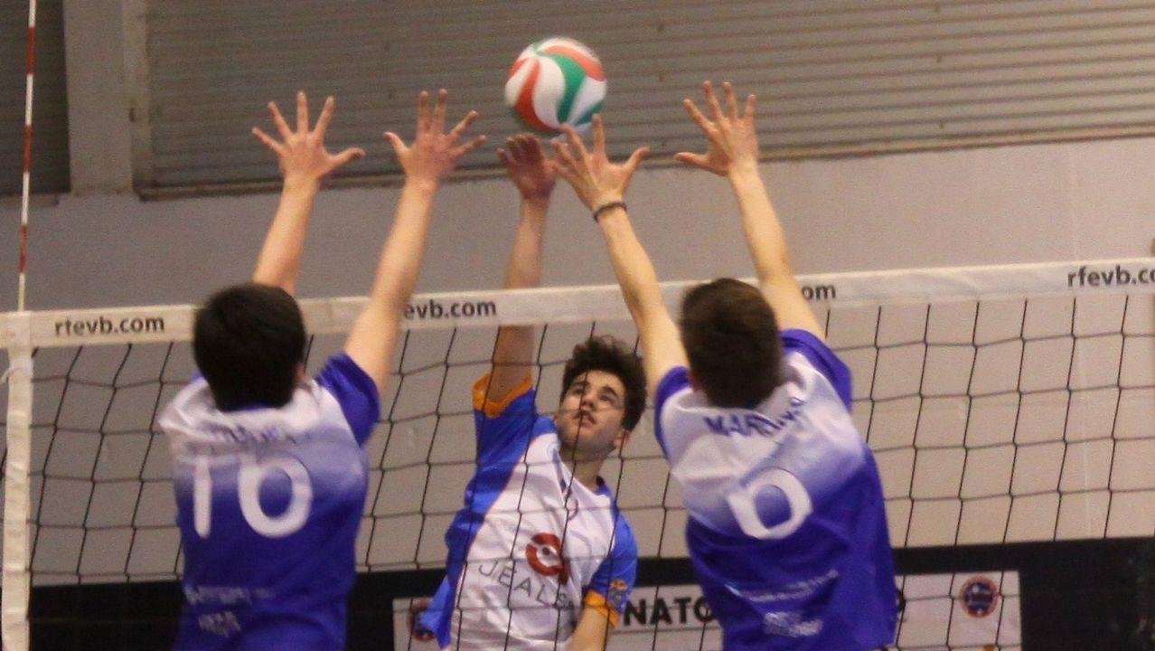 Calasancias voleibol