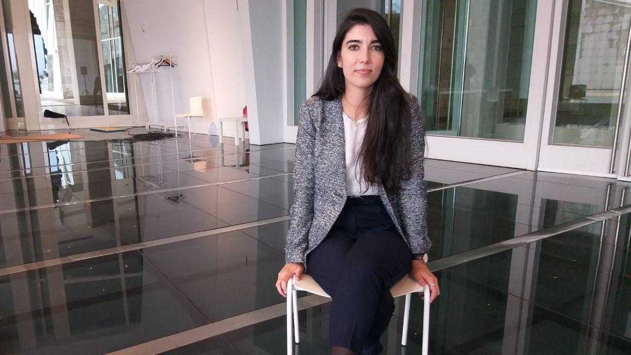 Chan de Gándara-Galician Brew.Jessica Méndez Lema es directora general de Rayo Bioenergía España.
