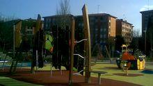 Parque de las Palmeras en Contrueces (Gijón)