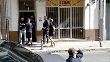 Desocupan dos pisos en Lugo tras 40 horas de tensión