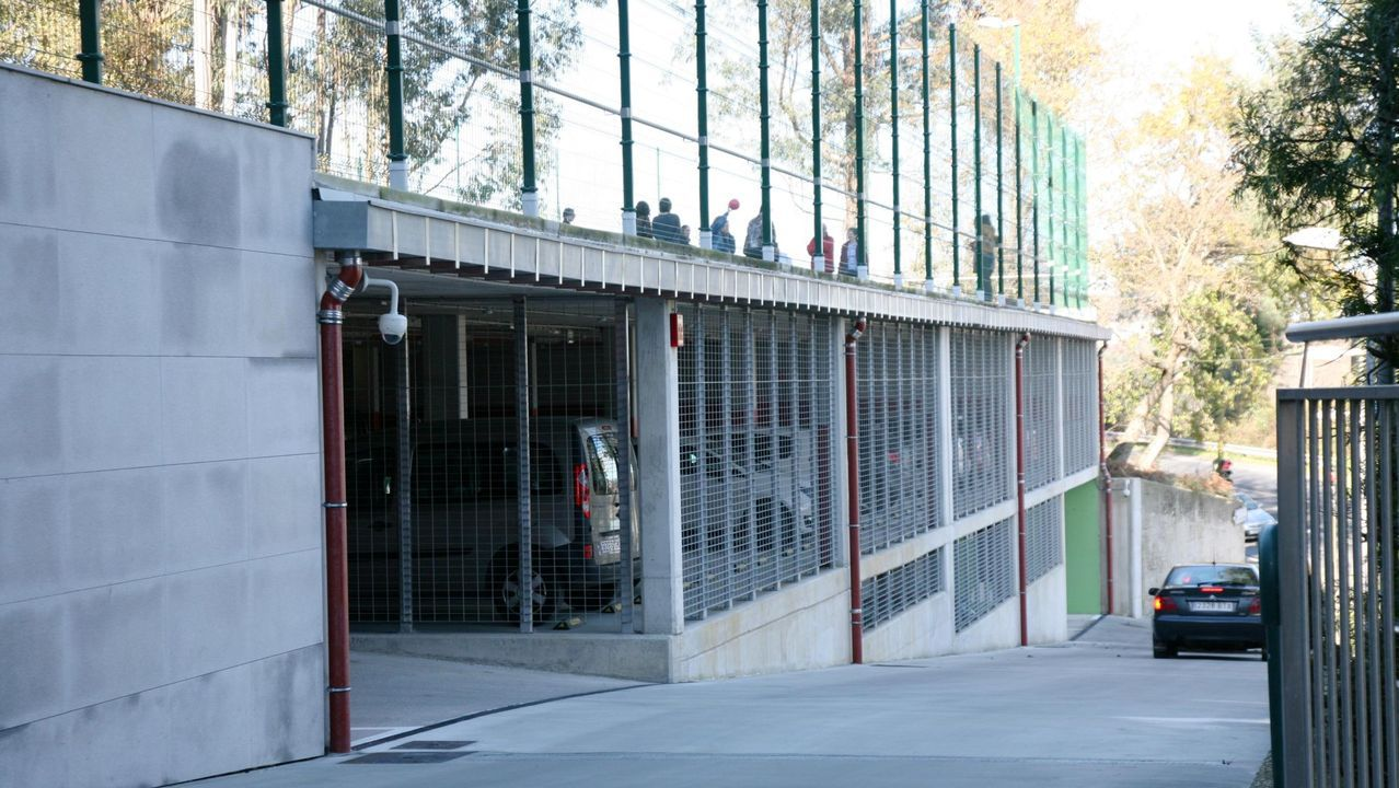 Imagen del centro Pai Menni de Betanzos.