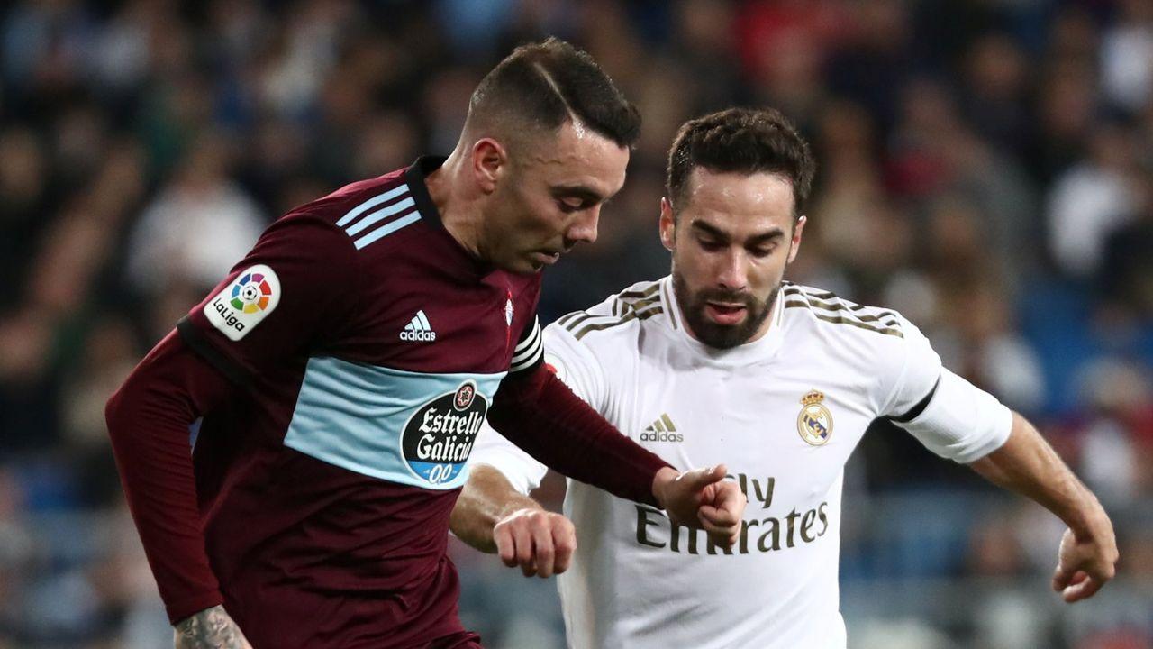 333 - Real Madrid-Celta (2-2) el 16 de febrero del 2020