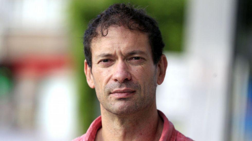 Carlos Armada es el secretario general de Xuntos y lidera a los críticos de Podemos Vigo
