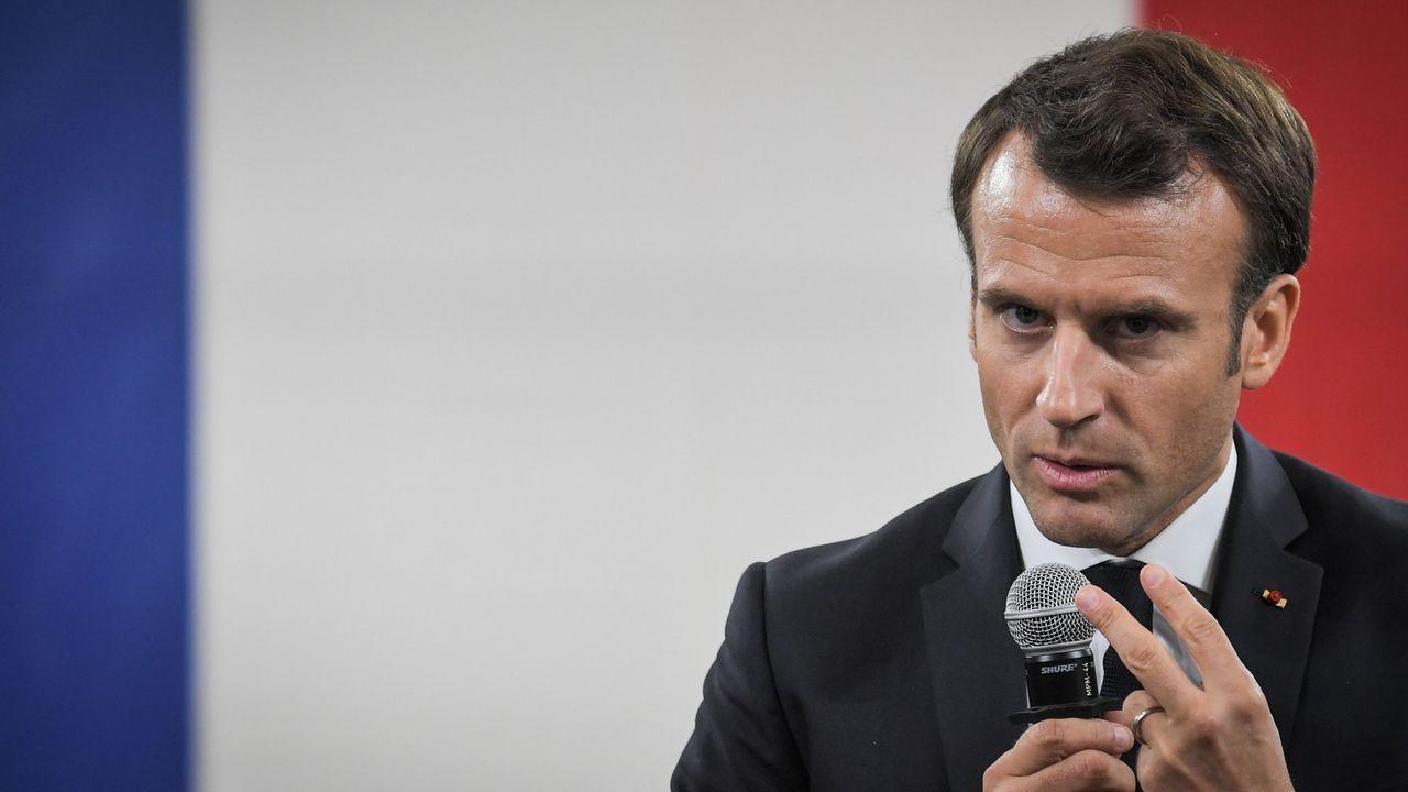 El PP enfrenta la memoria de Fraga frente a Abascal.El presidente del Gobierno, Pedro Sánchez, en el mitin de Gijón