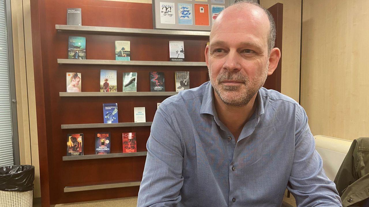 Juan Pablo Cardenal es escritor