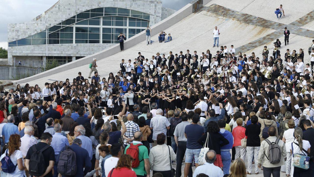 Concierto de OT en Gijón