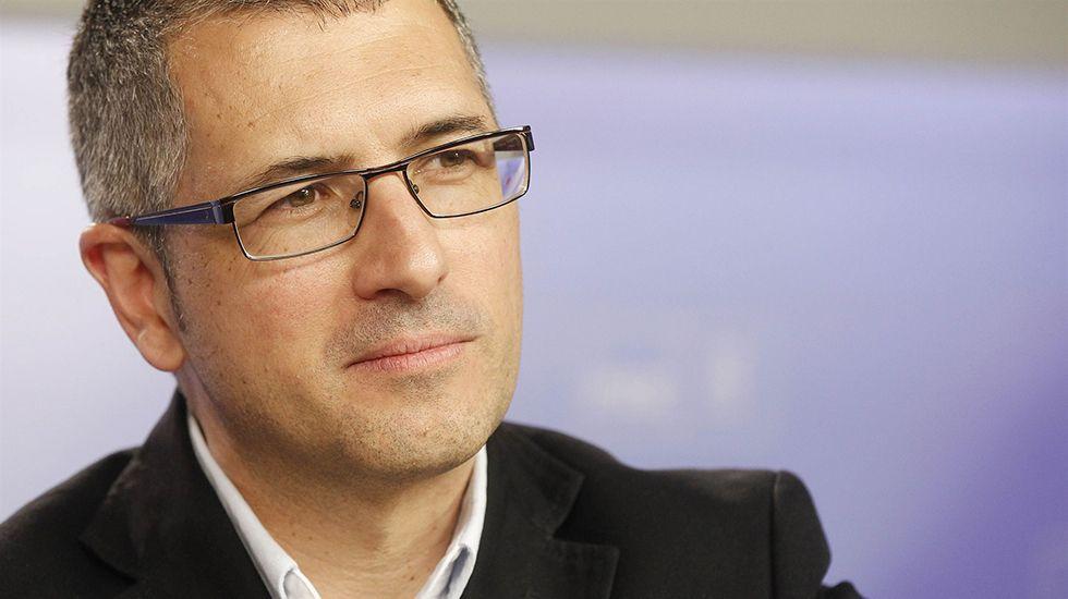 Asturias se reivindica en Fitur.Hugo Morán