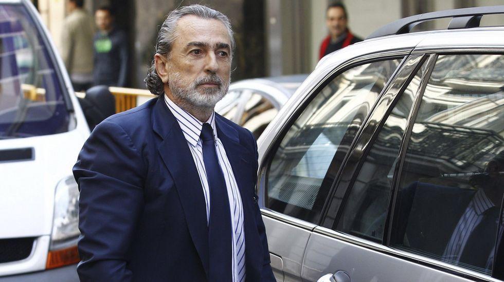 Francisco Correa | 125 años y un mes | El cabecilla de la trama mafiosa. Estuvo tres años en prisión preventiva.