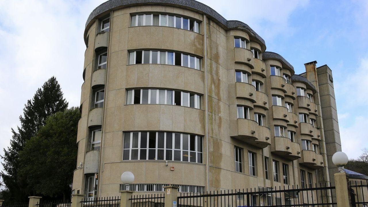 La residencia de Sarria, de titularidad municipal