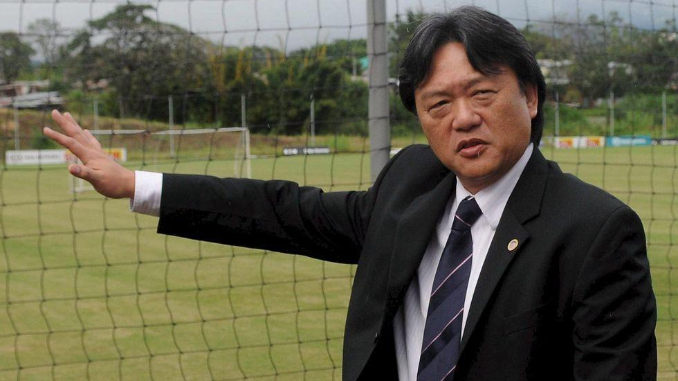 Eduardo Li, de Costa Rica.