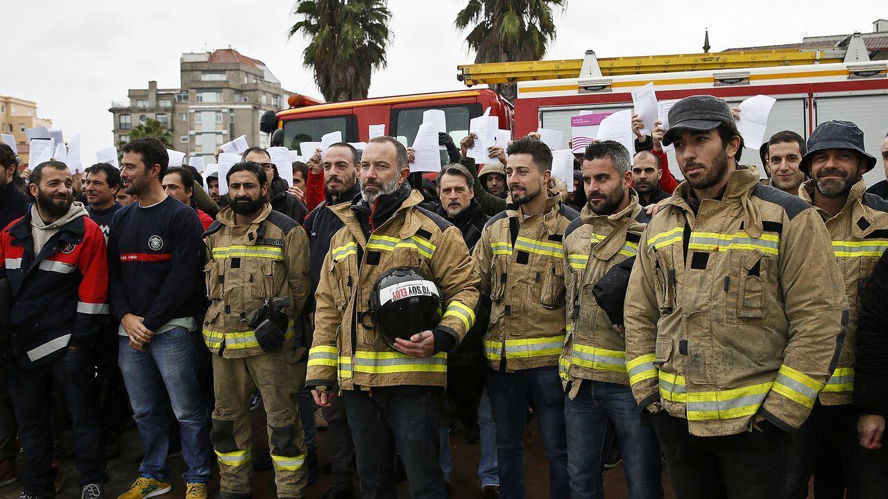 Un rap contra la violencia de género.El presidente de la Diputación de A Coruña agradeció el premio, en presencia de Carmen Calvo y Abel Caballero