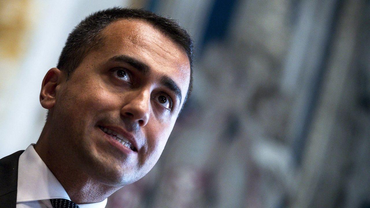 El diputado opositor venezolano Américo de Grazi, en marzo del 2016