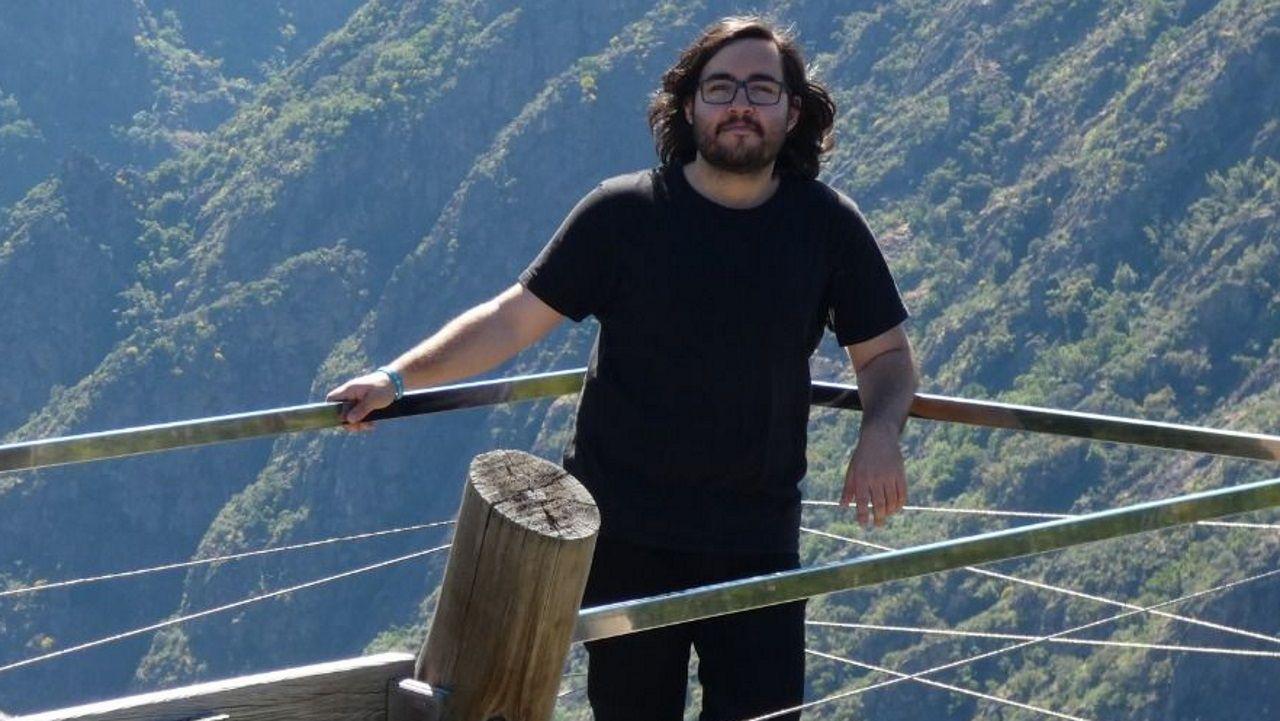 Mauro Rivas, becario de la Fundación Barrié que acudirá a un máster sobre taxonomía micológica en la Universidad Reina María de Londres