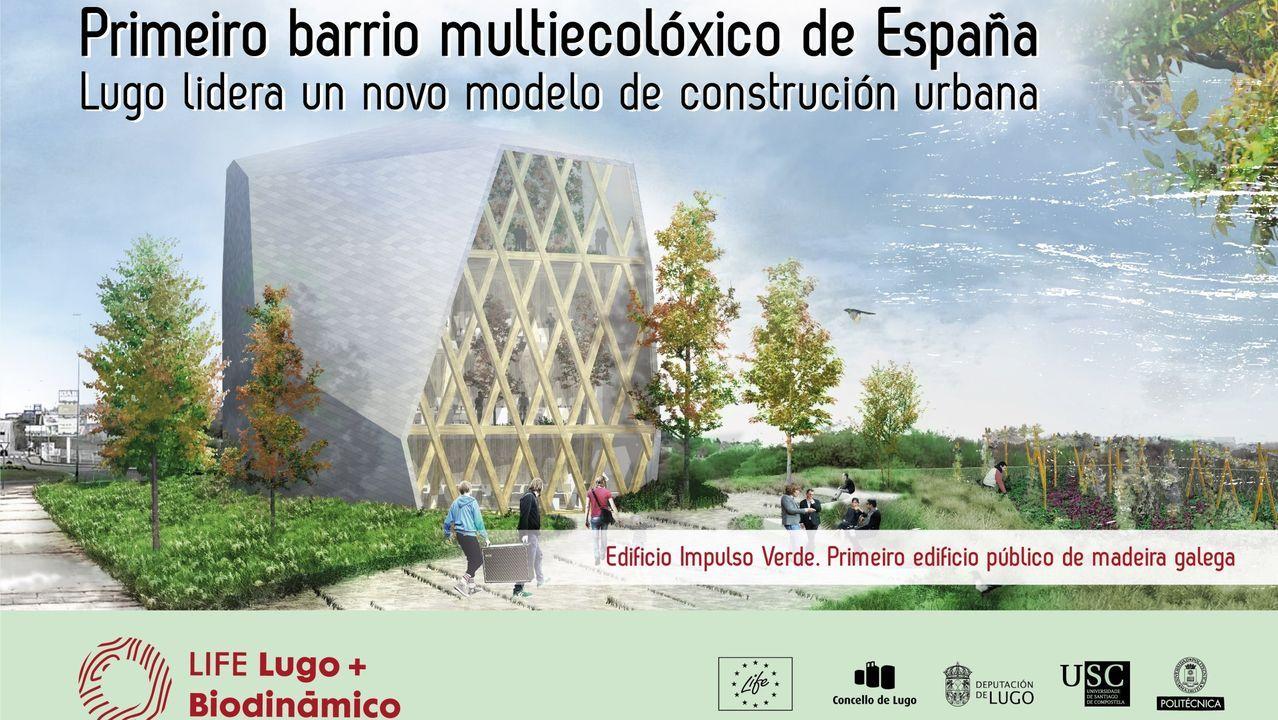 Así será el edificio Impulso Verde