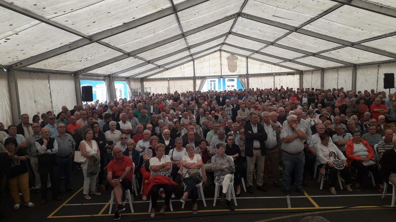 Los jubilados de As Pontes, los gallegos con la pensión más alta.Los ensayos correrán a cargo de Joel Crespo, José Antonio García Mato y Patricia Rodríguez