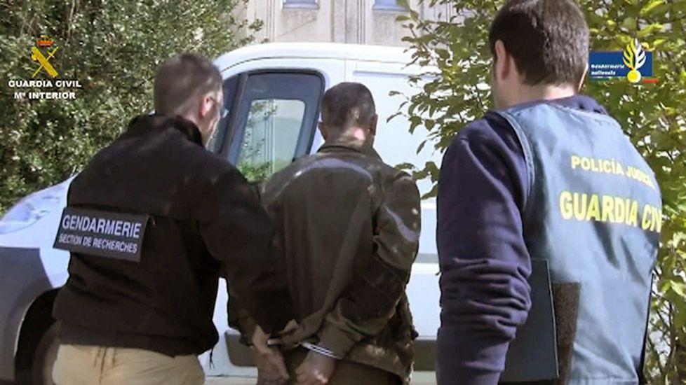 El sospechoso del crimen de Eva Blanco estaba en Francia y el caso estaba a punto de prescribir