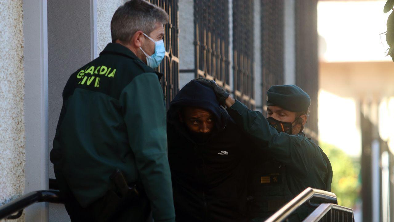 El etarra Juan Luis Rubenach Roig durante su juicio este lunes en la Audiencia Nacional