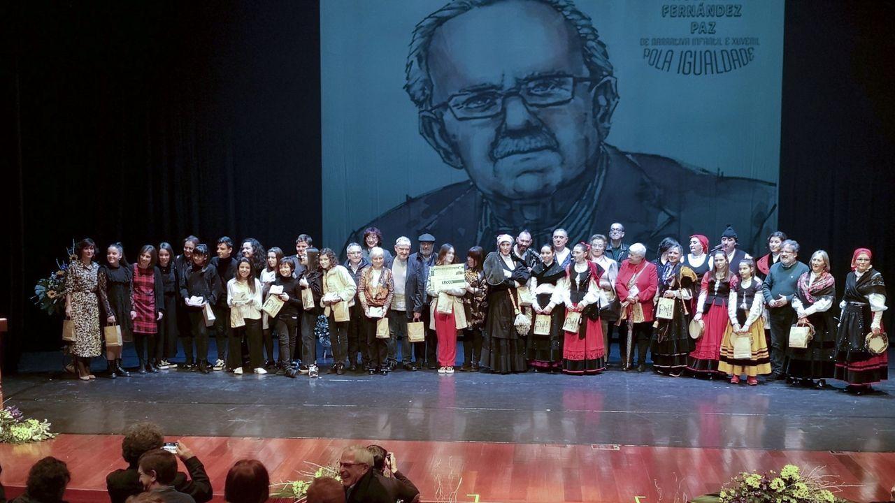 Espazos baleiros no Día das Letras.Carvalho Calero, o homenaxeado no maio más atípico da historia das Letras Galegas
