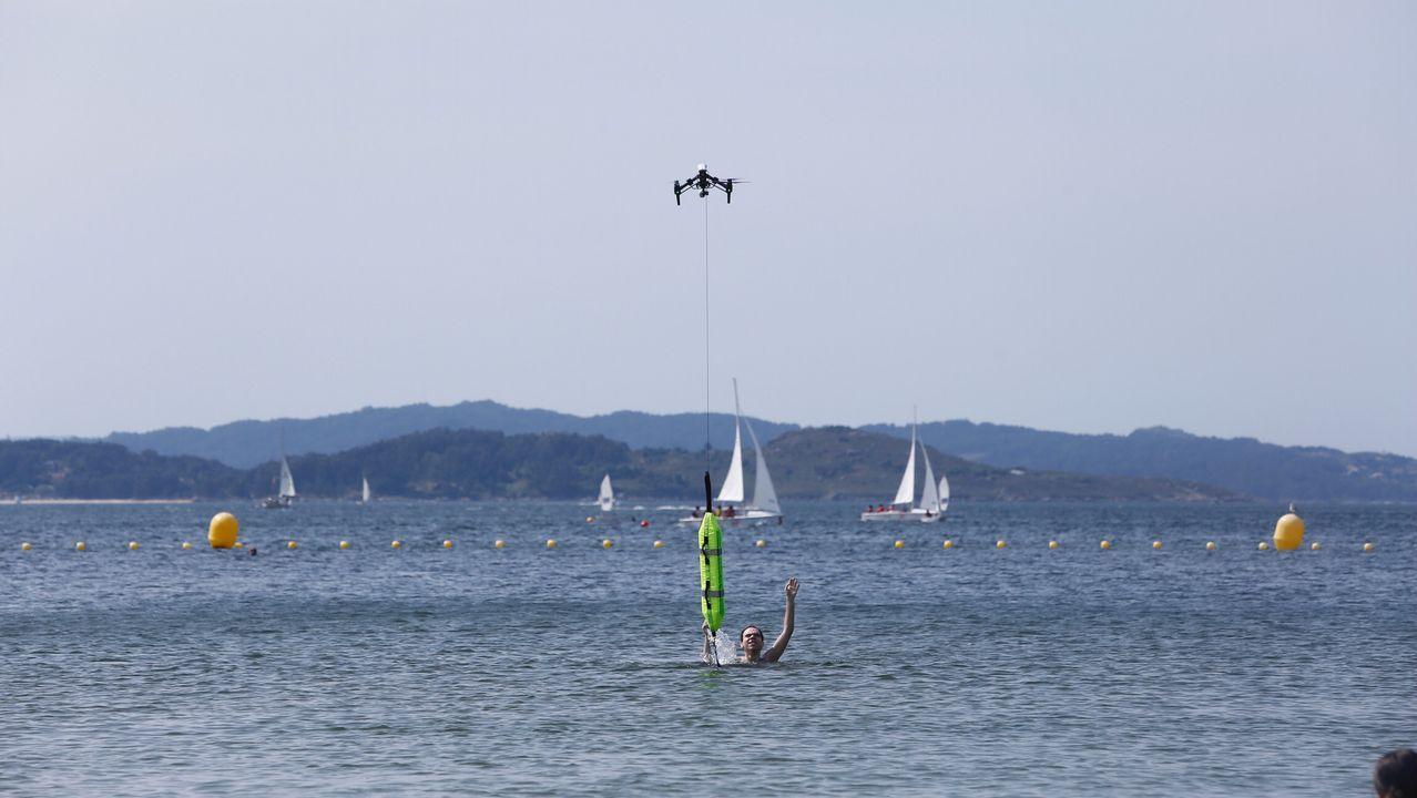Les presentamos al dron socorrista