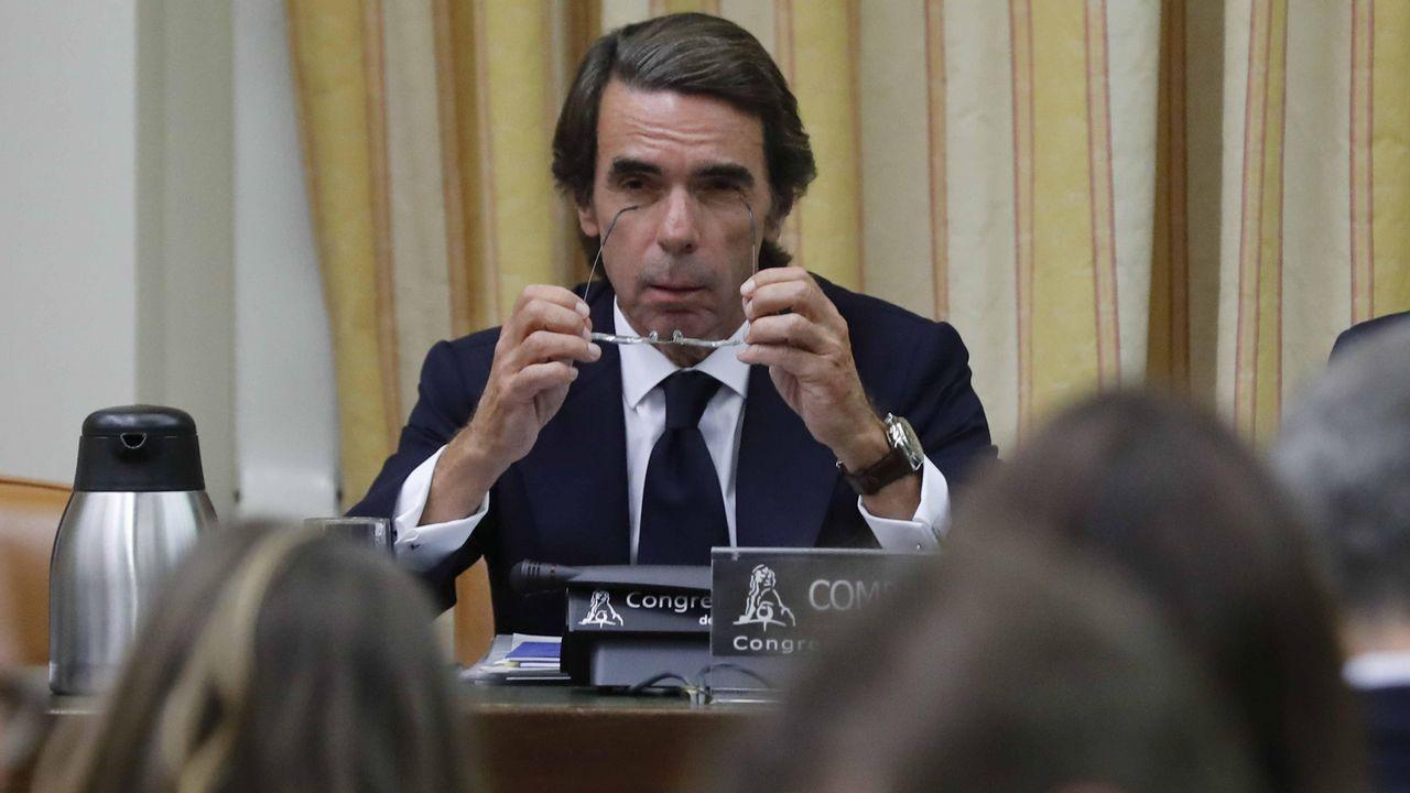 Dolors Montserrat se lía al denunciar la descoordinación del Gobierno.Maria Dolores de Cospedal