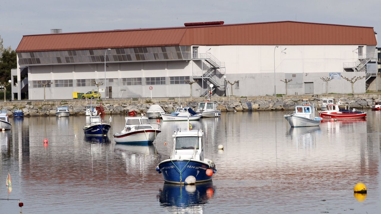 En directo: Sigue el pleno ordinario del Ayuntamiento de A Coruña.Imagen de varias de las viviendas de Suasbarras en las que el Concello actuará de manera subsidiaria