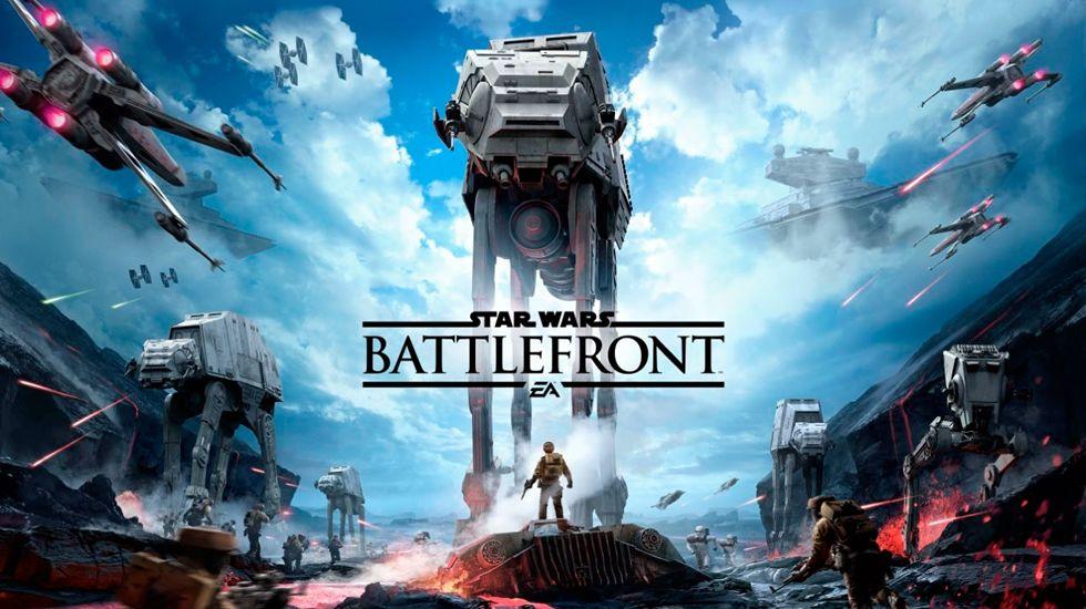 Así es el primer tráiler del videojuego «Star Wars Battlefront»