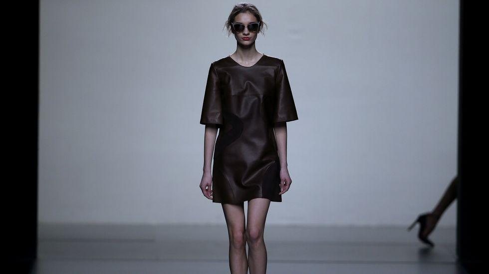 Lo mejor de la Madrid Fashion Week.Roberto Torretta