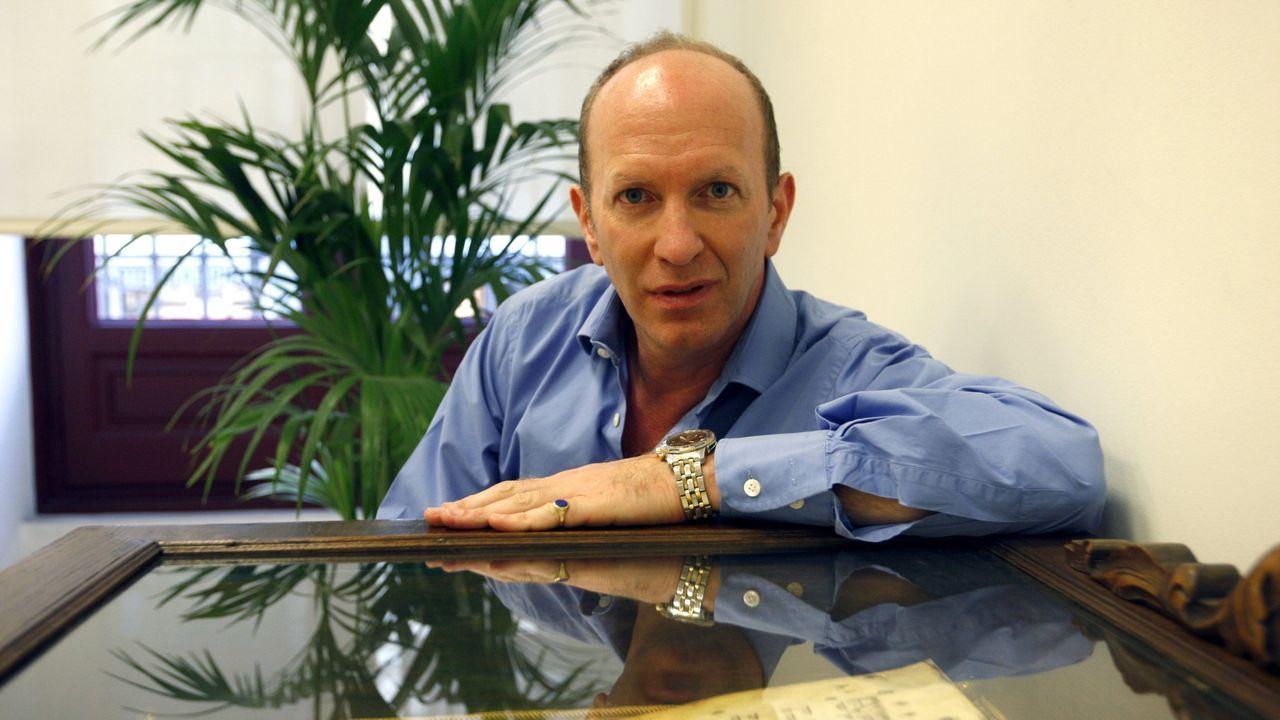 Simon Sebag Montefiore, historiador y escritor britanico