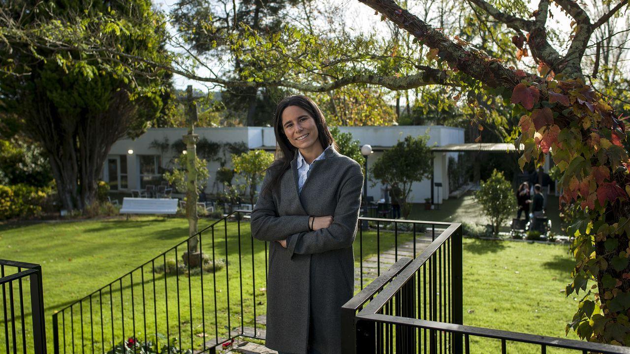 Estefanía Zardoya, médica y coach