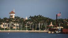 Club privado Mar-a-Lago, en Palm Beach (Florida)