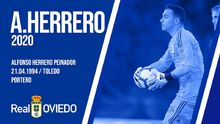 Alfonso Herrero, renovado hasta 2020
