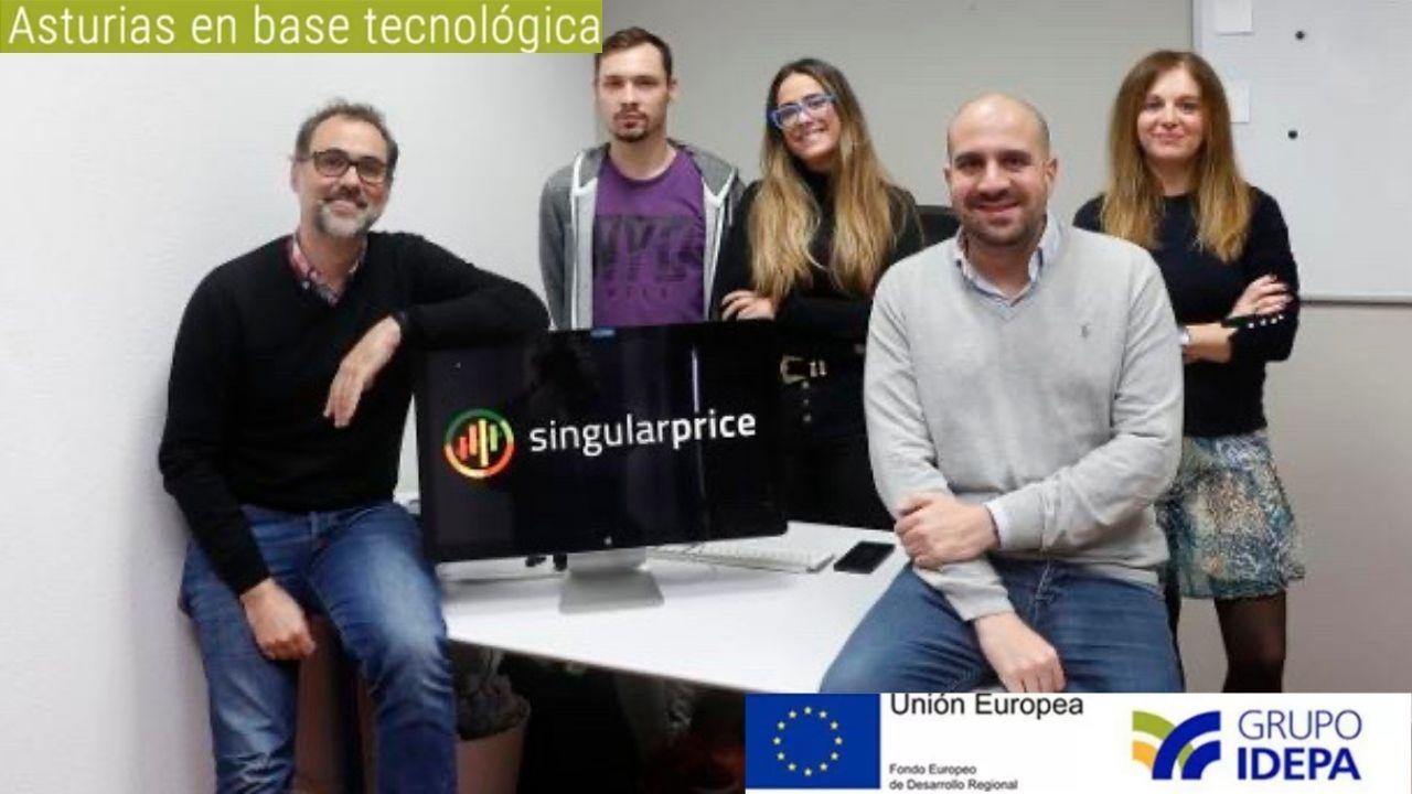 El equipo de SingularBrain
