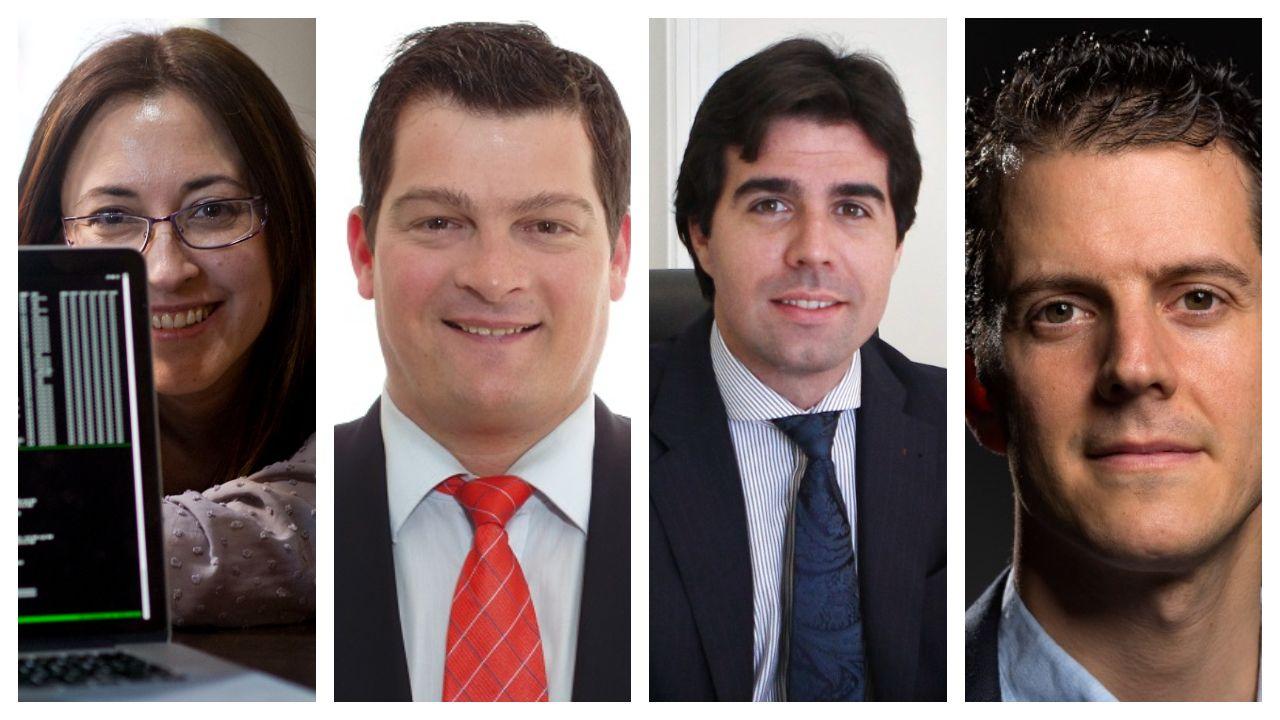 Pilar Vila, Simón Roses, Luis Jurado y Pedro Cabrera son algunos de los especialistas en seguridad más reputados del país