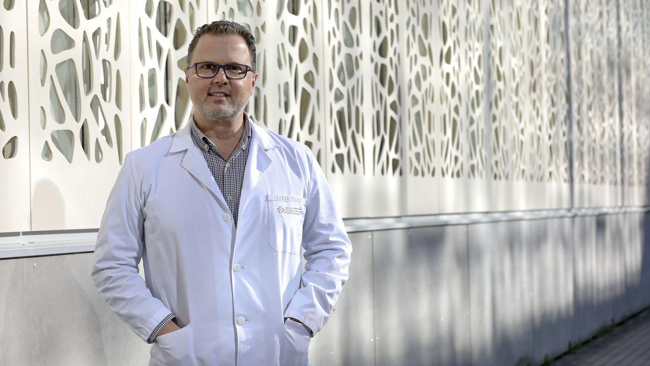 Martinón-Torres fue reconocido en los Premios Afectivo-Efectivo de Janssen como la mejor trayectoria profesional internacional en el ámbito de la salud