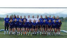 Plantilla del Real Oviedo Femenino 18/19