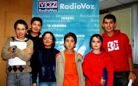 Inauguración de Ponteemprego.Uno de los grupos de la Escola de Teatro de Cabana ganó en la categoría de mayores de once años.