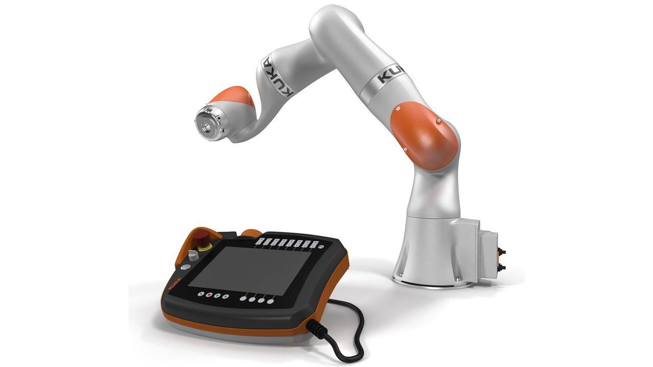 Cobot Ledisson. Robot colaborativo utilizado en el sector del metal